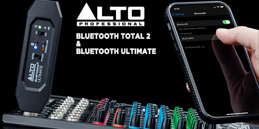 Bluetooth Total 2 & Ultimate - le Bluetooth partout