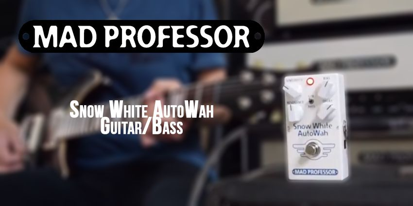 La Snow White Guitare/Basse de Mad Professor