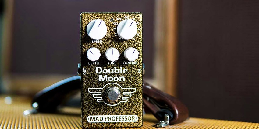 Mad Professor dévoile la Double Moon