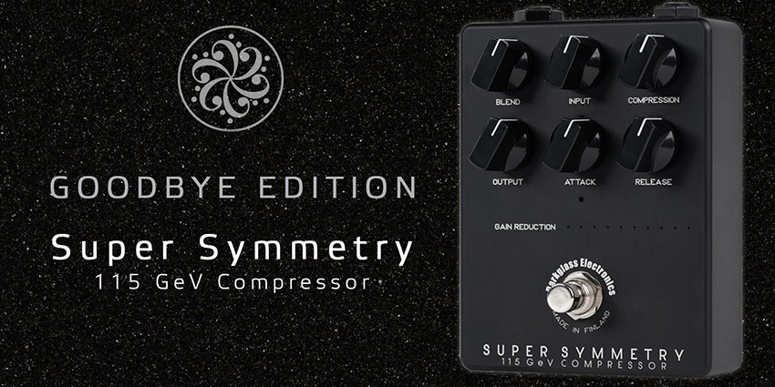 La Super Symmetry de retour en Limited Edition